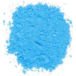 Fluorescent Blue Powder Paint