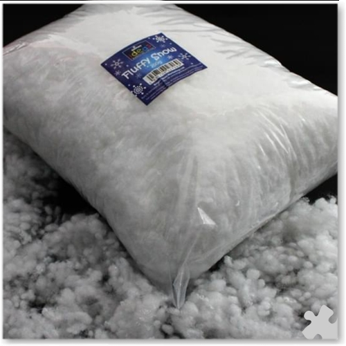 Bag of Fluffy Snow, 200g