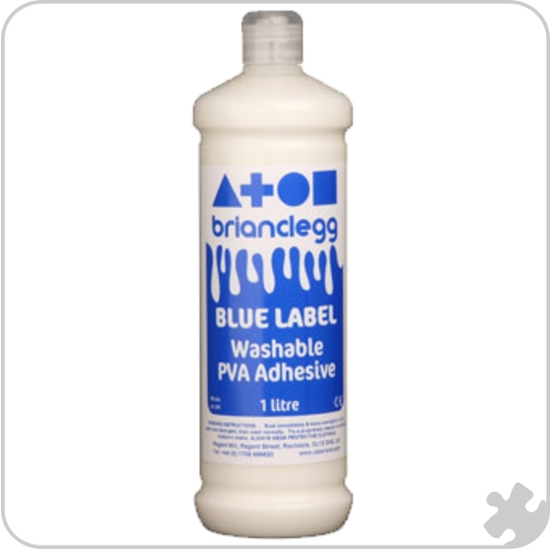 PVA Glue, 1L Bottle