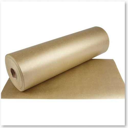 Gold Wrapping Paper 100m Roll