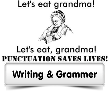 Writing & Grammer