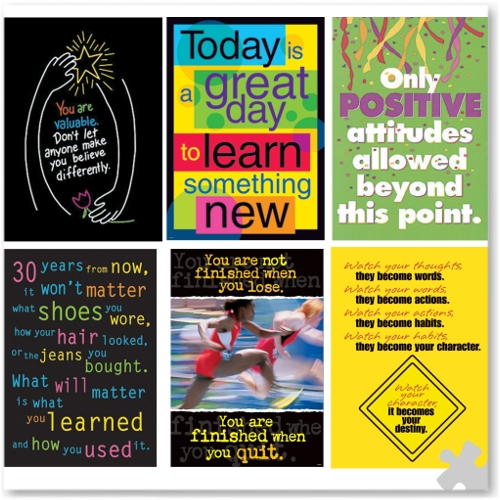 Great Messages Posters