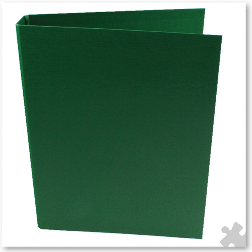 A4 Ring Binders, 10 Green