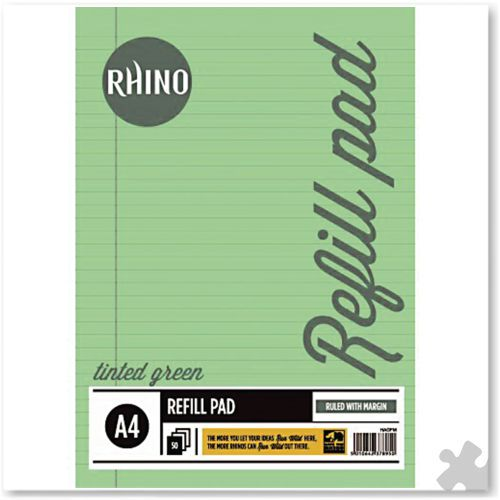 Green Tinted Refill Pads