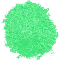 Green Powder Paint