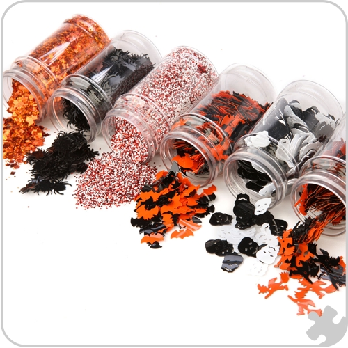 Halloween Sequin Selection