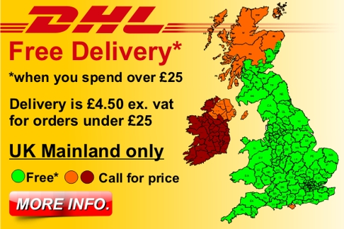 Delivery Information for Schools Direct Supplies