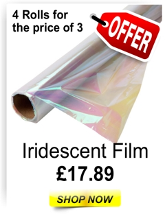 Iridescent Film Deal 4 for the price of 3