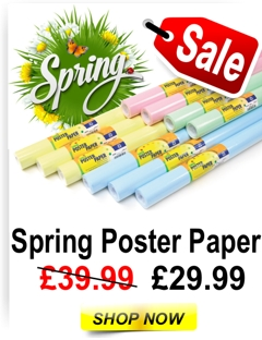 Spring Poster Paper