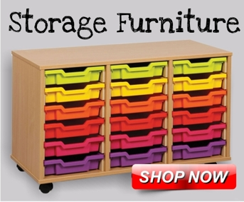 gratnells, tray storage, school furniture