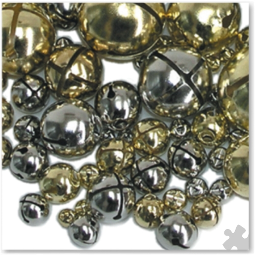 Jingle Bells, Gold & Silver, 120g