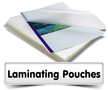 Laminating Pouches & Rolls