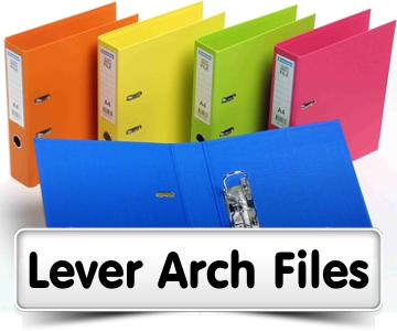 Lever Arch Files