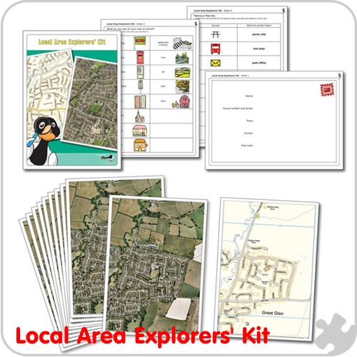 Local Area Explorers Kit