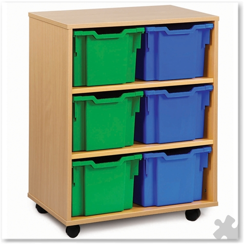 06 Extra Deep Tray Storage Unit