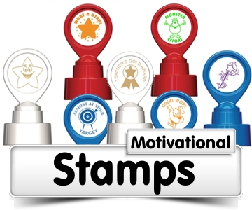 Motivational Stamps