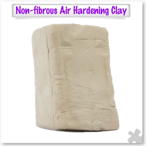 Air Hardening Clay, 12.5kg