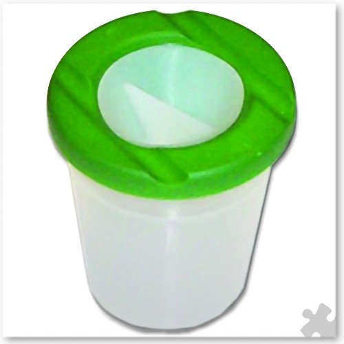 Non-spill Water Pot with Lid