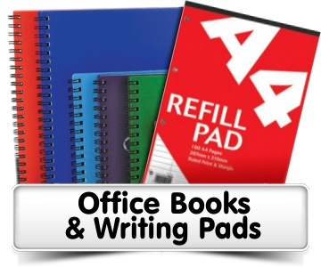 Office Books / Writing Pads