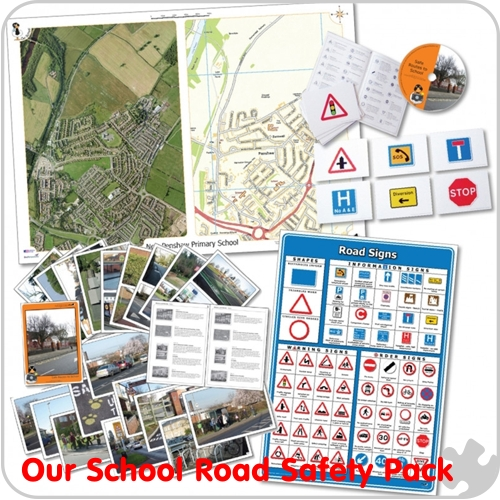 Our School Road Safety Pack