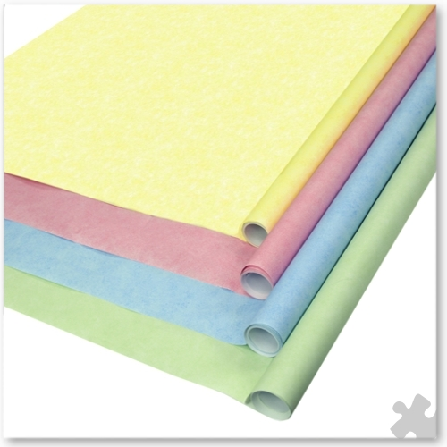 Pastel Colours Fadeless Display Paper, 4 Roll Assortment