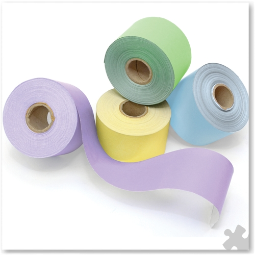 Pastel Poster Paper Borders