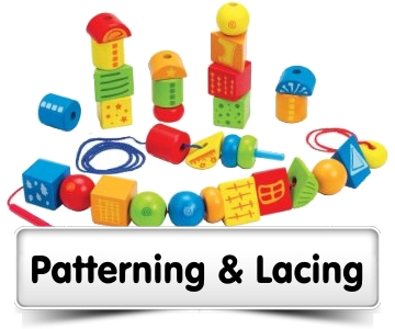 Patterning & Lacing