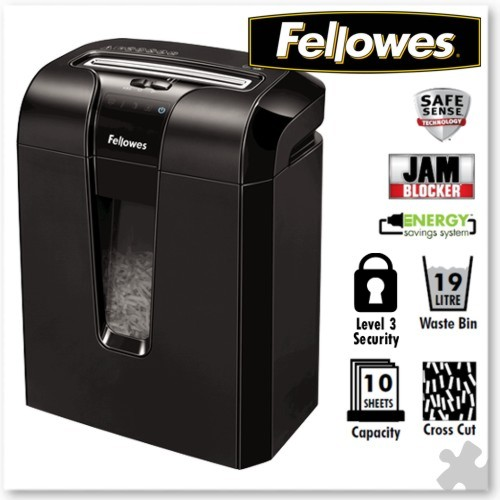 Powershred 63Cb Cross-Cut Shredder