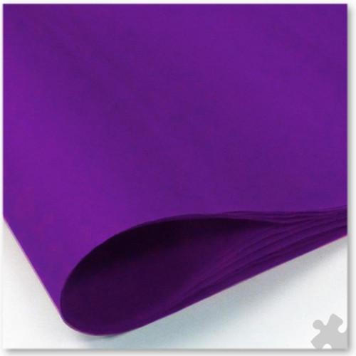 Purple Tissue Paper, 48 Sheets
