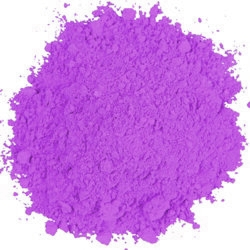 Purple Powder Paint