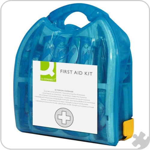First Aid Kit, 50 Persons
