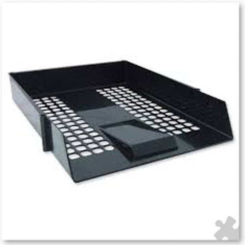 Black Letter Tray
