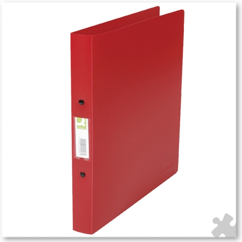 A4 Ring Binders, 10 Red