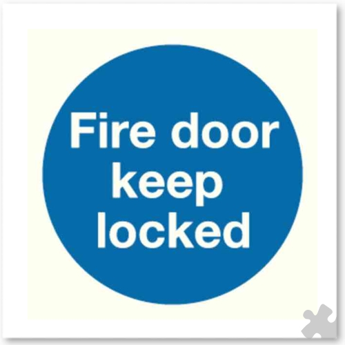 Health And Safety Signs Fire Door Hazard Signs Wash