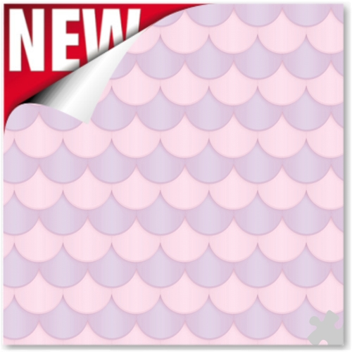 Scallop - Pastel Ella Bella Backdrop Paper