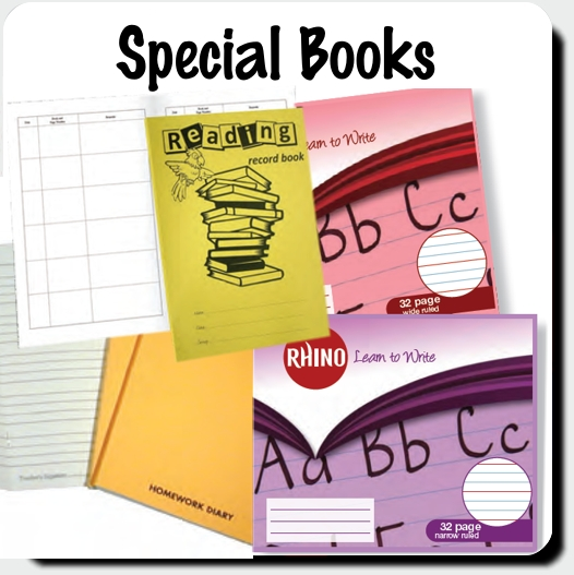 Special Books