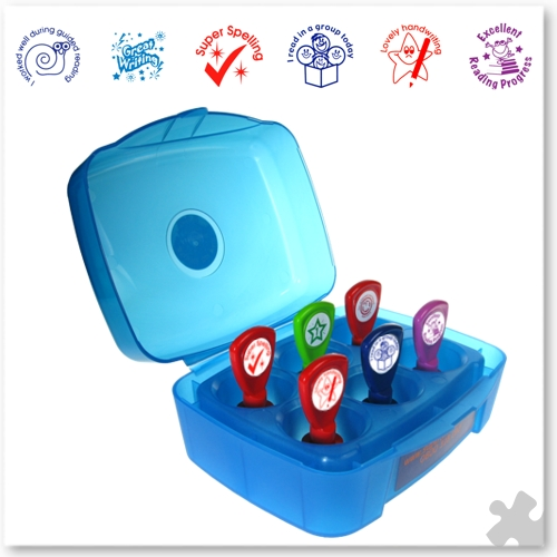 6 Stamper Box Sets - Literacy Stampers