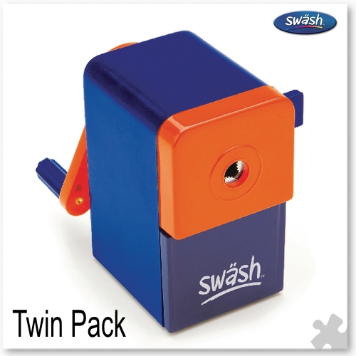 2 Swash Desktop Pencil Sharpeners
