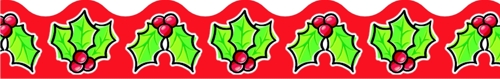 T-92042 Holiday Holly