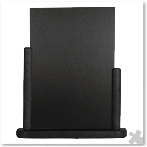 Tabletop Stand Up Chalk Board 20cm x 23cm