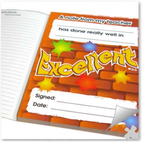 Teachers Quick Note Pad - Excellent