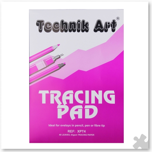 Technik Art A4 Tracing Pad