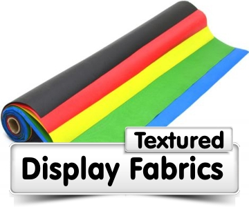 Textured Display Fabric