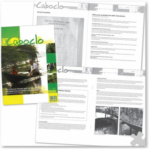 The Caboclo People: Information Book