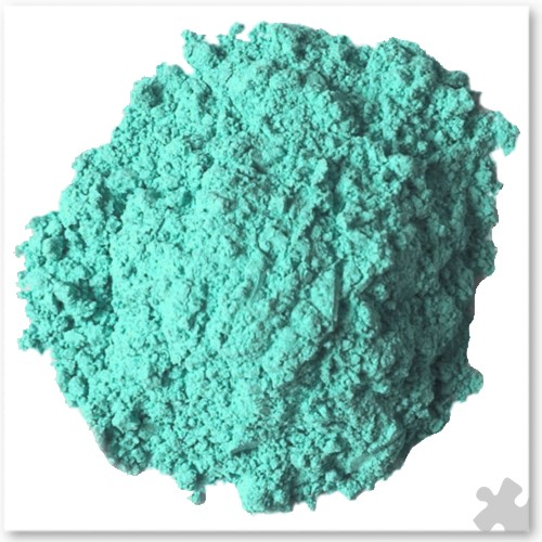 Turquoise Powder Paint - 2kg Tub