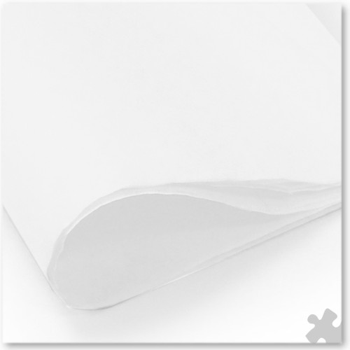 White Tissue Paper, 10 Sheets