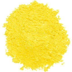 Yellow Powder Paint