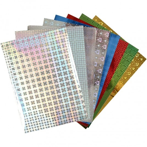 A4 Holographic Paper 80 sheets