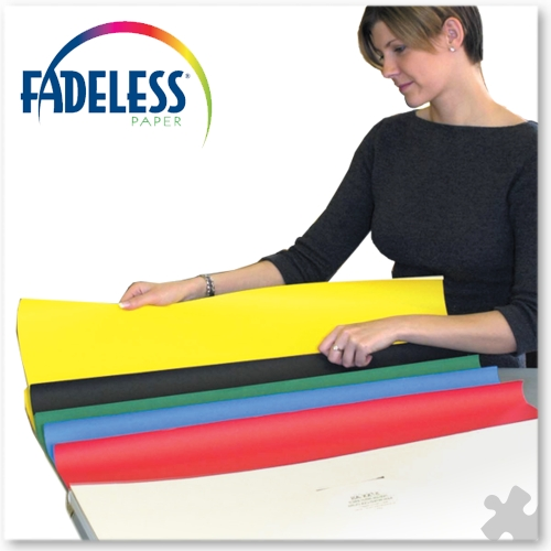 Fadeless Display Sheets, Assortment