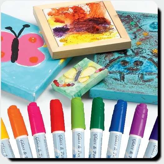 Art Supplies & Paint Brushes